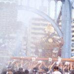 深川の祭り